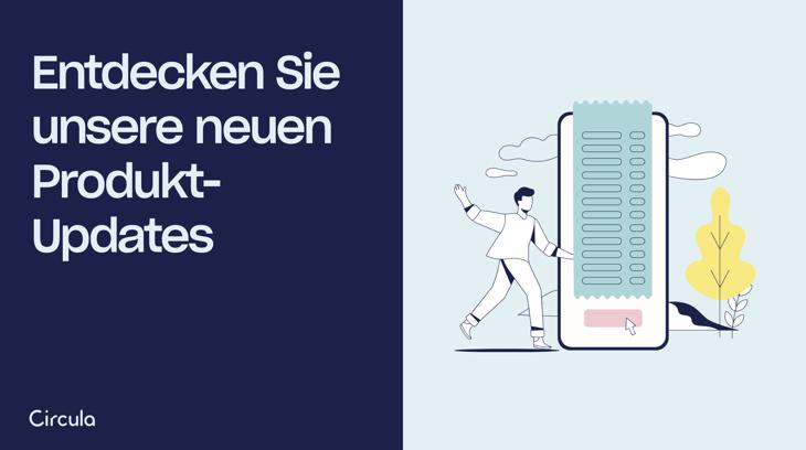 produkt update deutsch
