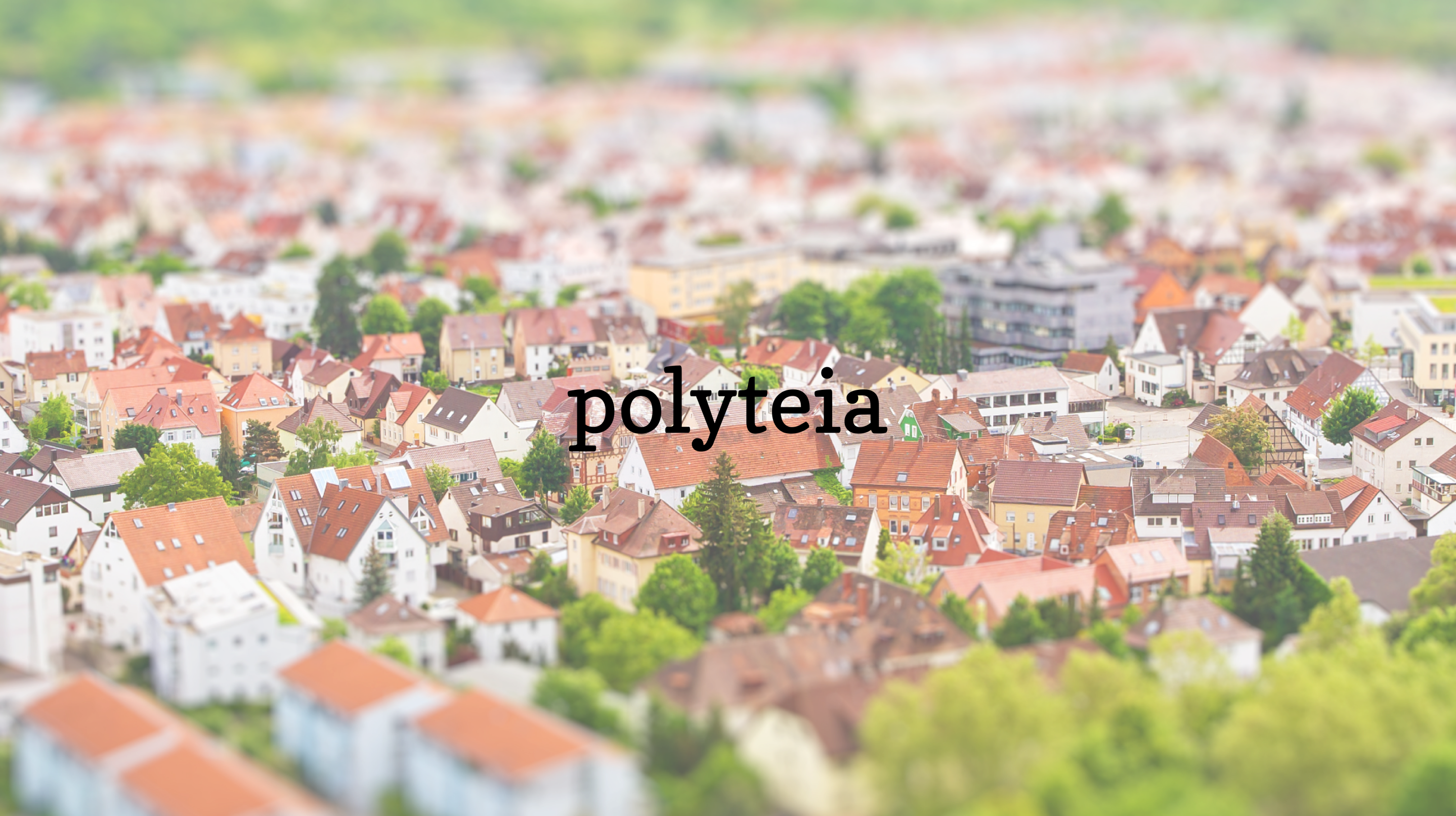 Customer Story: Polyteia