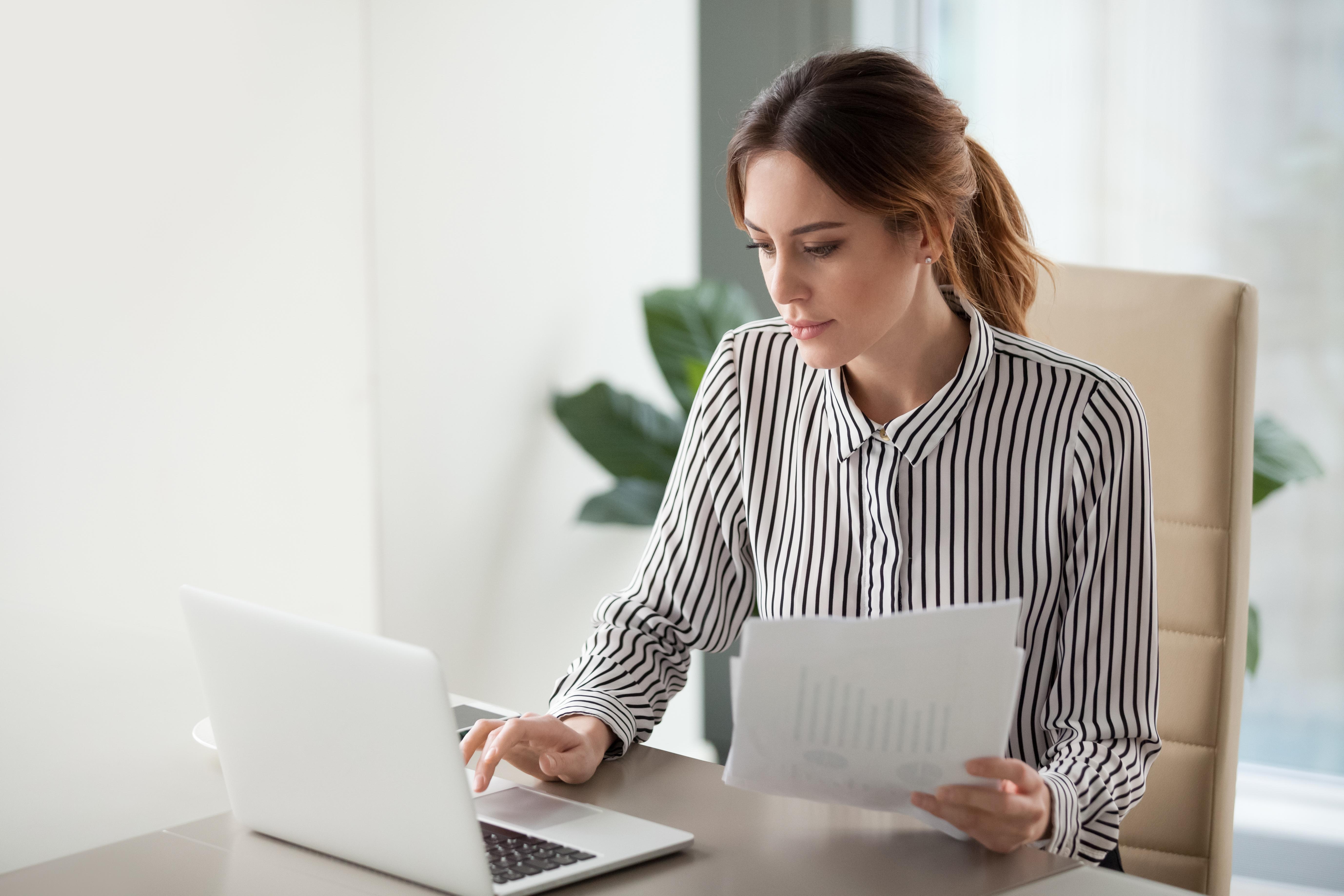 GoBD - Neufassung ermöglicht Weg zum papierlosen Büro